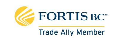 Member of FortisBC Trade Ally Network